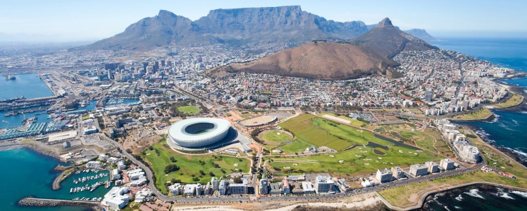Cape Town Bicycle Tour: See The City
