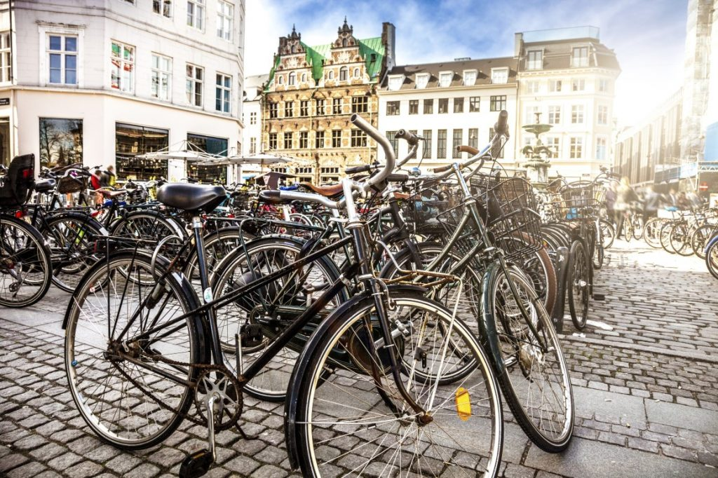 A Guide To Cycling In Copenhagen