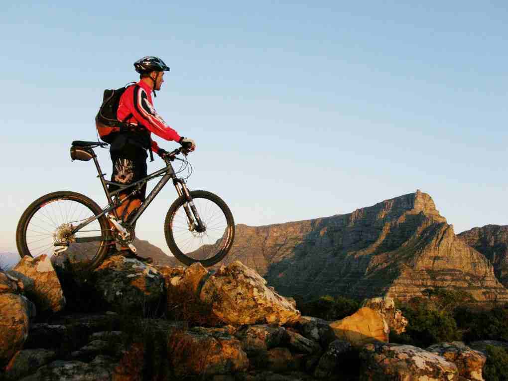 Cycling Routes in Cape Town